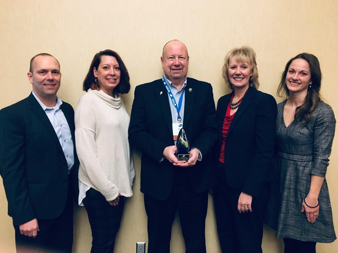 Anoka County Recognized for Economic Partnership