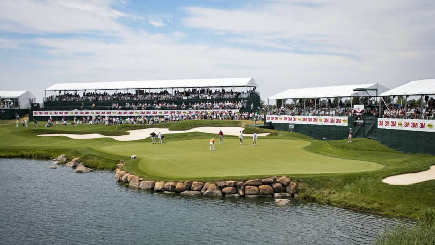 PGA Tour Event Coming to Blaine in 2019