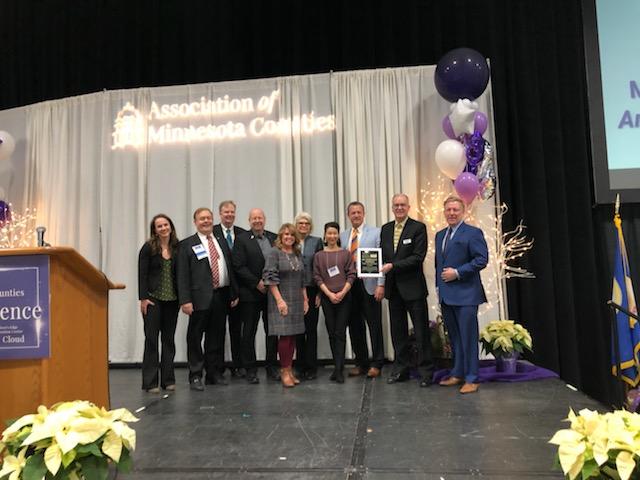 Minnesota Technology Corridor Wins Outstanding Economic Development Effort Award