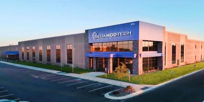 Delta ModTech Moves into New Corporate Headquarters