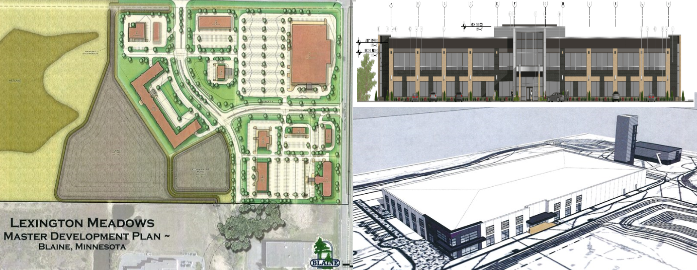 Blaine Sees Strong Commercial and Industrial Development Through 2020